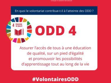 Education inclusive, équitable et de qualité: l'engagement citoyen nécessaire