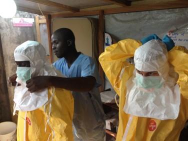 Epidémie de fièvre EBOLA: la chaîne sanitaire est brisée