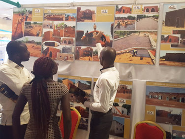 Burkina Faso : AVN au Salon International des Energies Renouvelables