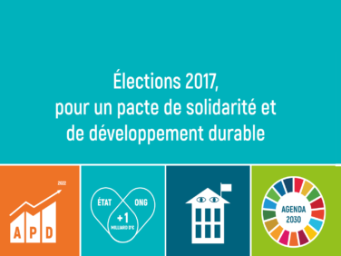 Pour un pacte de solidarité et de développement durable en 2017 !