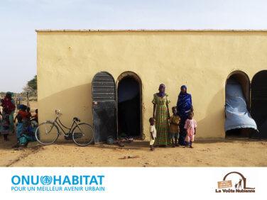 Un habitat adapté pour lutter contre la désertification