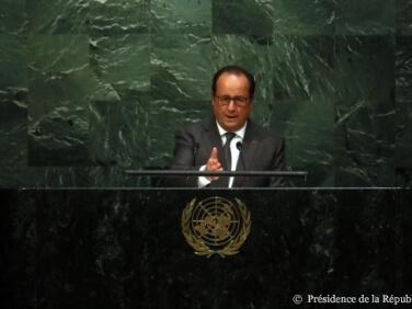 Quelques mois avant la COP21, François Hollande accélère sur les promesses