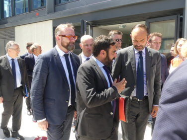 Chantier vie associative: le Mouvement associatif remet son rapport au Premier ministre