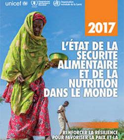 L'état de la sécurité alimentaire et de la nutrition dans le monde en 2017 – FAO