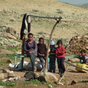 Stratégie d'intervention en zone C des Territoires palestiniens – AFD