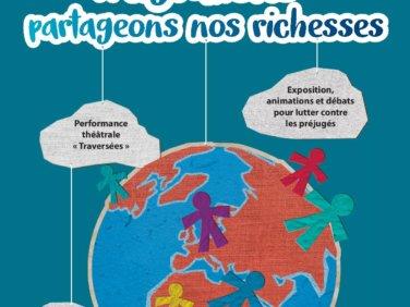 Lancement de la campagne «Migrations: partageons nos richesses»