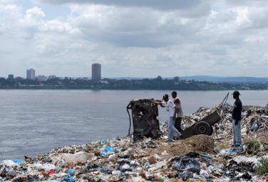 Coopération décentralisée et gestion des déchets