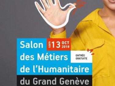 Salon des métiers de l'humanitaire du grand Genève 2018