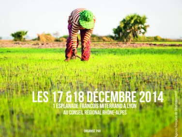 Communiqué de presse : L'AIAF s'achève, poursuivons la mobilisation en 2015 – Coordination SUD/Confédération paysanne