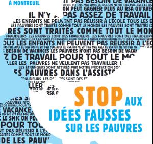 """Rencontres ATD Quart Monde 2015 """"Stop aux idées fausses sur les pauvres"""""""