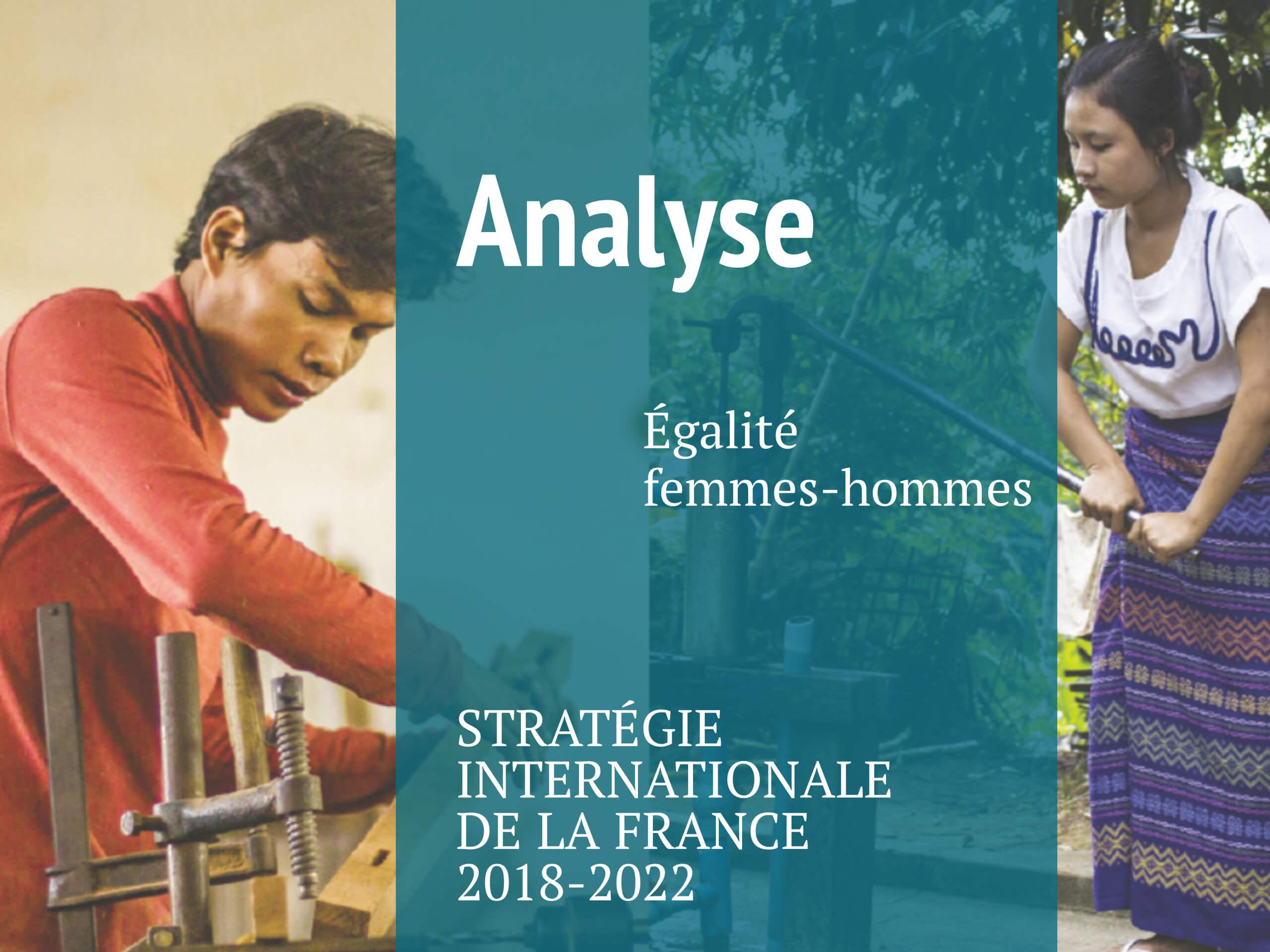 Document d'analyse Genre Stratégie française
