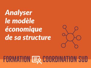 Analyser le modèle économique de sa structure
