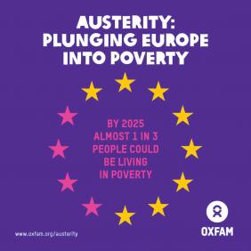 L'Europe s'enlise dans les inégalités – Oxfam