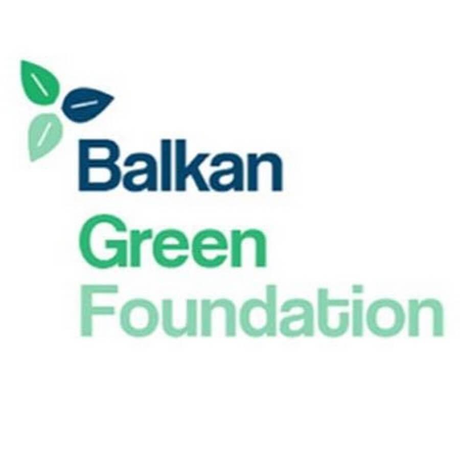 Balkan green foundation logo