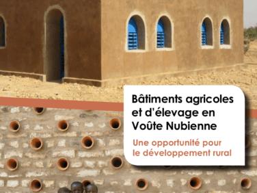 Bâtiments agricoles et d'élevage en Voûte Nubienne