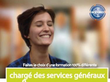 Formation post-bac Chargé des Services Généraux & Logistique Humanitaire