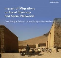 Impact des migrations sur l'économie locale et le tissu social en Afghanistan