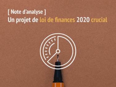 [note] Un PLF 2020 crucial pour l'aide publique au développement