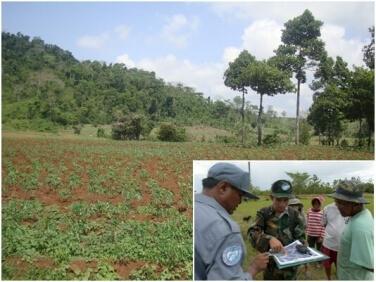 """Conférence """"Des territoires fragmentés : enclosures et changements agraires sur un front de colonisation agricole dans le Nord-ouest du Cambodge"""" – AGTER/AgroParisTech"""