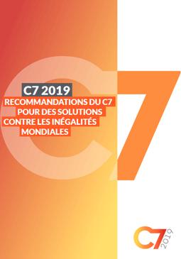 Les recommandations du C7