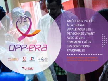 Webdocumentaire: Améliorer le suivi des personnes vivant avec le #VIH/sida en Afrique grâce à un accès élargi à la charge virale
