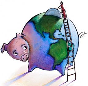 L'aide aux pays pauvres sacrifiée sur l'autel de l'austérité