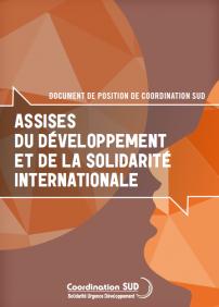 Les contributions de Coordination SUD aux Assises du développement et de la solidarité internationale