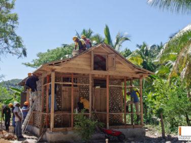 Habitat-Cité ouvre un nouveau programme de construction en Haïti