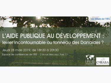 L'aide publique au développement: levier incontournable ou tonneau des Danaïdes?