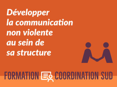 Développer la communication non violente au sein de sa structure