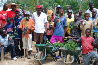 Haïti : derniers jours de la campagne « Semences pour Haïti » après le passage l'ouragan Sandy