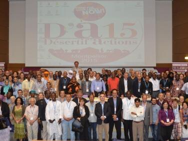 Déclaration finale de Montpellier – Désertif'actions 2015