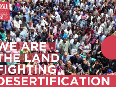 Déclaration de Ouagadougou, Désertif'actions 2019 – Terre, biodiversité et climat