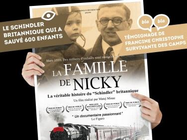 "Projection du film ""La Famille de Nicky"" de Matej Minac – Fondation GoodPlanet"