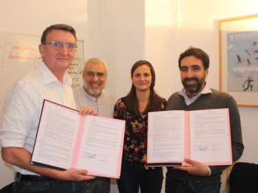 Renouvellement du partenariat Coordination SUD-Coalition Eau