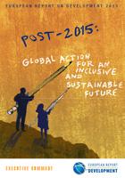 Rapport européen sur le développement 2013