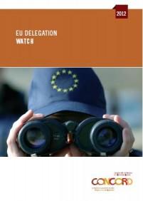 """""""EU Delegation Watch"""" – Rapport de CONCORD sur le travail des ONG avec les délégations de l'UE"""