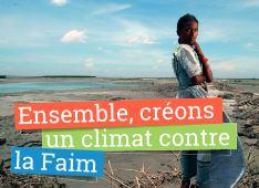 Accord Climat de Paris : l'appel des sociétés civiles aux Etats pour créer un climat contre la faim Acting for Life/Action contre la Faim/Care/CCFD-Terre Solidaire/Secours catholique-Caritas France…