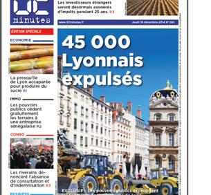 #Forum AIAF / Flash spécial : la presqu'île de Lyon accaparée pour produire du sucre – et si c'était vrai ?