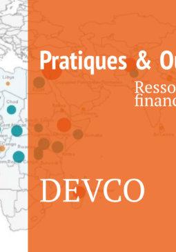 Fiche pratique ressources fiancières DEVCO