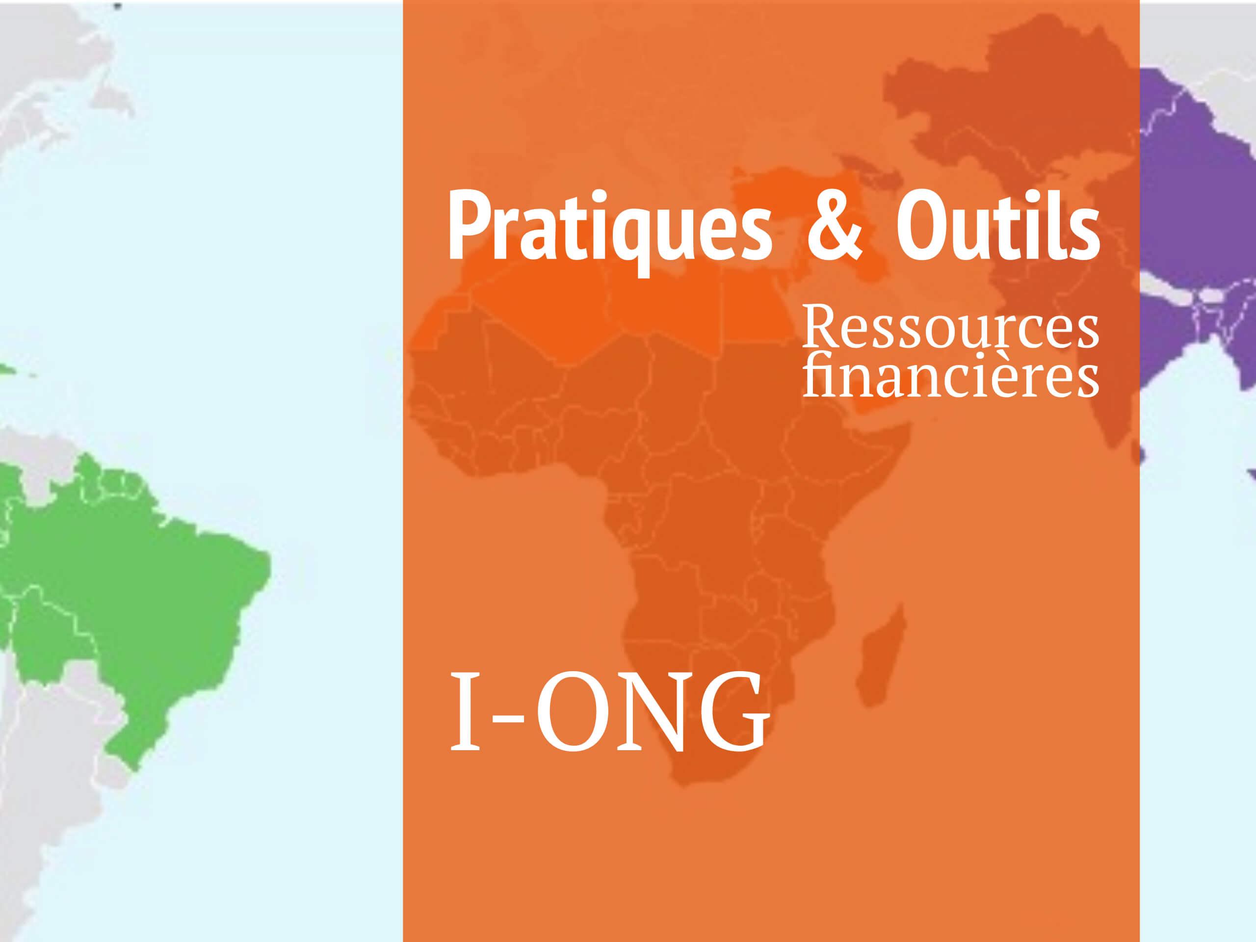 Fiche pratique ressources fiancières I ONG