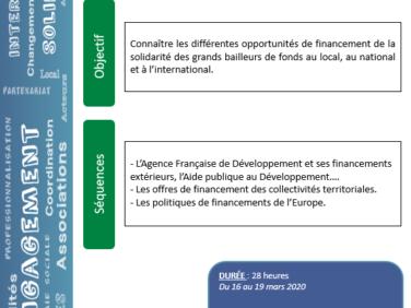 Financements Internationaux