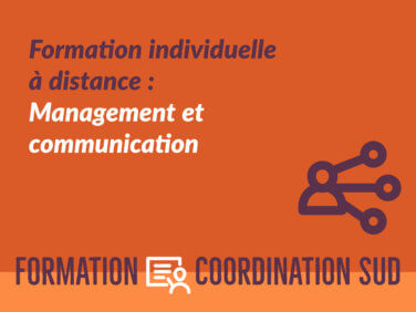 Formation individuelle à distance : Management et communication