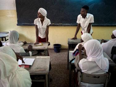 Journées d'études Gi – Jeunes acteurs et actrices du changement – Bamako