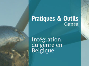 Intégration du genre en Belgique (fiche Pratiques & outils  #1)