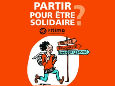 """Nouveau guide pratique: """"Partir pour être solidaire?"""""""