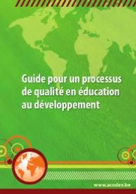 Qualité en éducation au développement