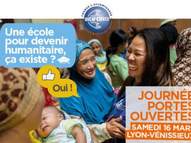 Journée Portes Ouvertes 2019 | Bioforce école humanitaire