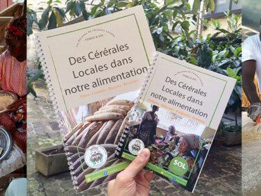 Des livrets de recettes pour la valorisation du consommer local au Sénégal