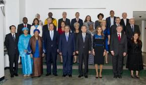 Rapport final du Panel de haut niveau sur l'agenda du développement post-2015